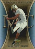 Mason Crosby 2007 Artifacts Rookie #133 Football Card