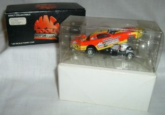 GATORNATIONAL MAC TOOLS 1997 1:64 SCALE FUNNY CAR LIMITED EDITION 1/1000 WINSTON
