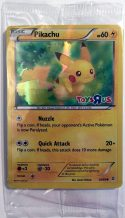 Pikachu 26/83 XY Generations Pokemon Toys R Us Promo Holo Foil Sealed