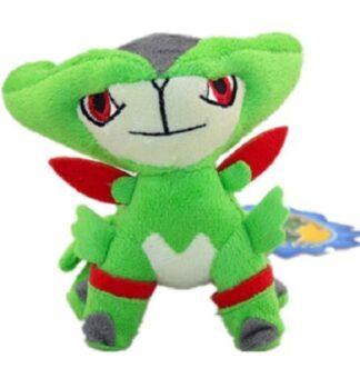 """Pokemon Virizion 5"""" Anime Stuffed Plush Toys"""