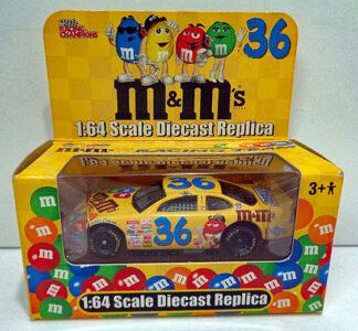 M&M's Racing Champions #36 1:64 Scale Diecast Replica