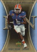 Reggie Nelson 2007 Artifacts Rookie #192 Football Card