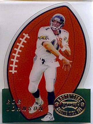 Rob Johnson 1995 Playoff Contenders Rookie Kickoff #RKO12 Football Card