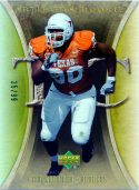 Tim Crowder 2007 Artifacts Rookie #147 Football Card /99