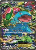 Venusaur EX #XY123 Holo Rare Red & Blue Collection Black Star Promo
