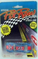 Official Pit Row NASCAR 1:64 Stock car #43 Richard Petty 1992 STP Die cast Car