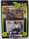 Racing Champions 1993 WORLD OF OUTLAWS DOUG WOLFGANG Sprint Car 1:64 Diecast #49