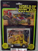 World Of Outlaws Jac Haudenschild #22 1/64 Sprint Car 1993 Racing Champions