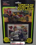 Racing Champions 1993 WORLD OF OUTLAWS Steve Kinser Sprint Car 1:64 Diecast #11
