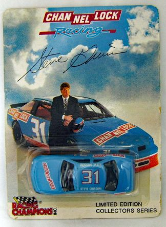 Racing Champions Steve Grissom Channelock Racing 1:64 Scale Stock Car
