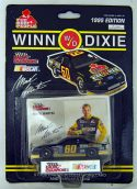 Mark Martin 1995 Racing Champions Winn Dixie Die Cast 1:64 Stock Car #60